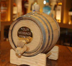 Bespoke Cocktail Barrel