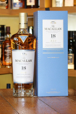 The Macallan 18yo Triple