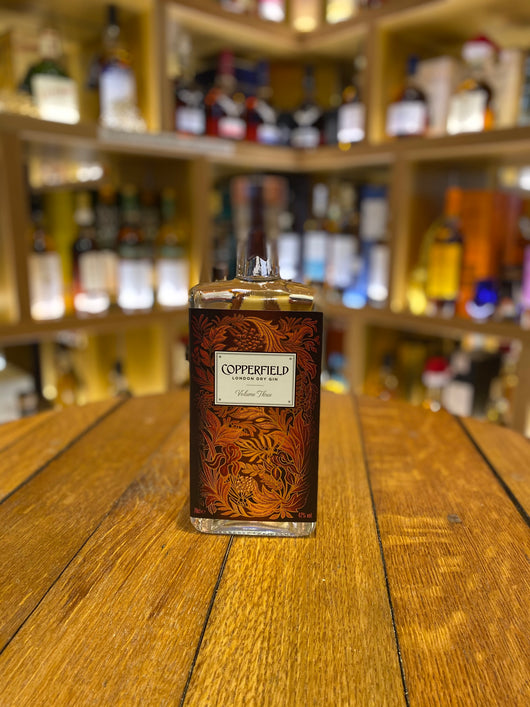 COPPERFIELD LONDON DRY GIN VOLUME 3