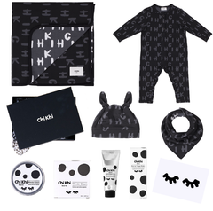 Deluxe Chillax Pack - C H I Black