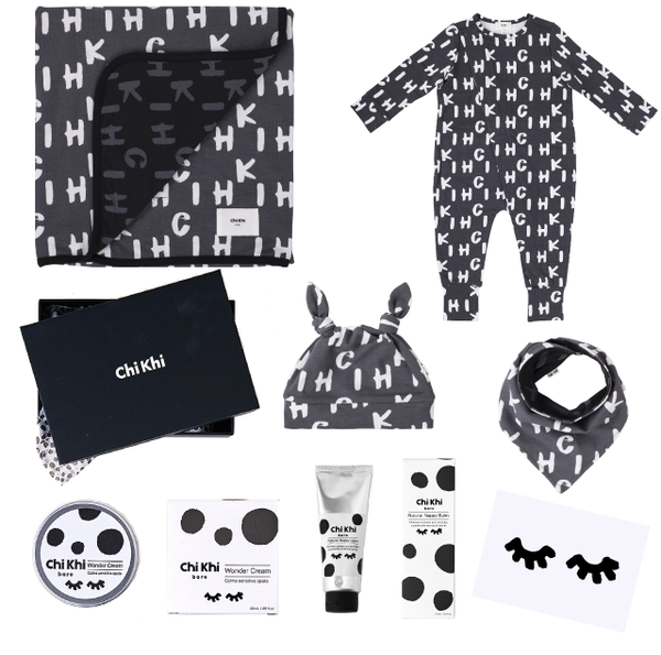 Deluxe Wrap Me Up Pack - C H I Grey