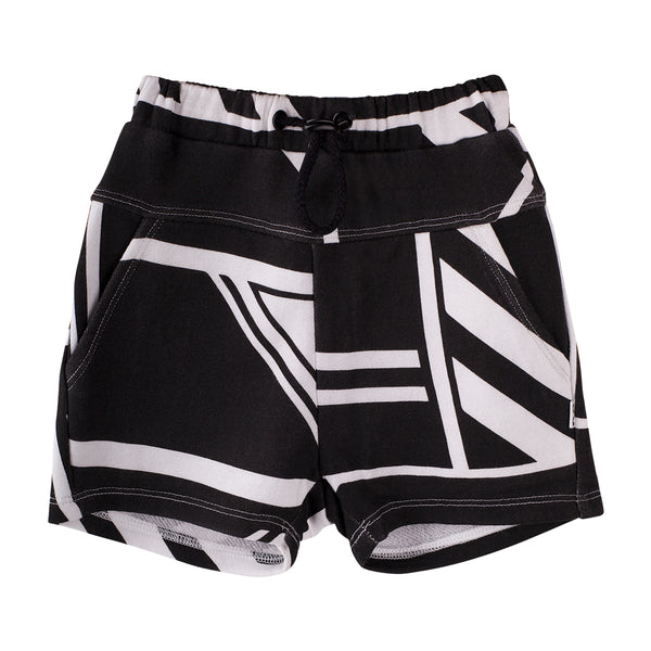 Slouch Short - Spliced