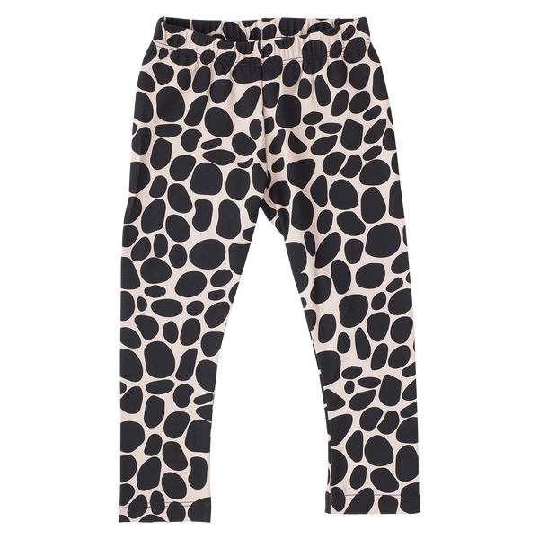 Lola Leggings - Snow Leopard Blush