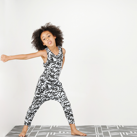 Giddy Up Jumpsuit - Cross Check