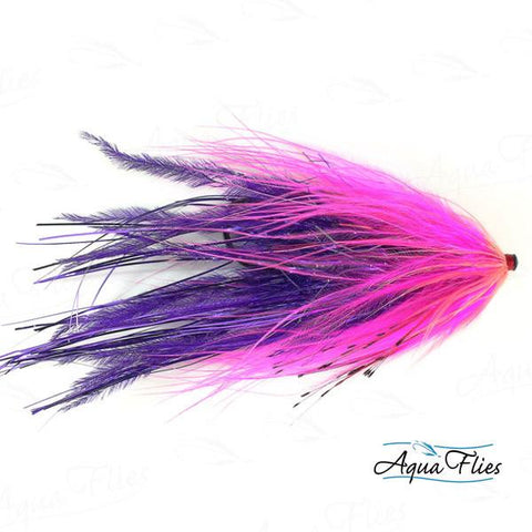Hartwick's Flashtail Tube-Pink/Purple