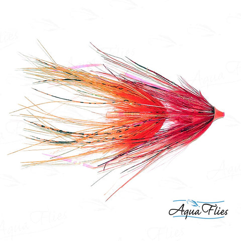 Foxall's Chinook Intruder-Red/Orange