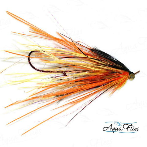 Foxall's Mini-Intruder-Golden Orange