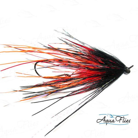 Foxall's Mini-Intruder-Black/Orange