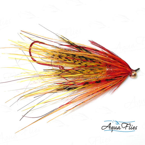 Foxall's Mini-Intruder-Yellow/Orange