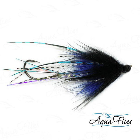 Brett's Klamath Intruder-Black/Blue