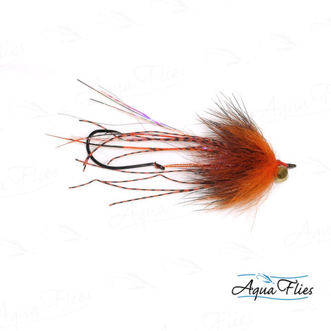 Brett's Klamath Intruder-Orange/Brown