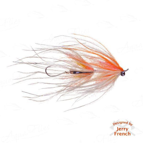 Jerry's Intruder-Orange/White