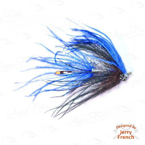 Jerry's Intruder-Blue/Black
