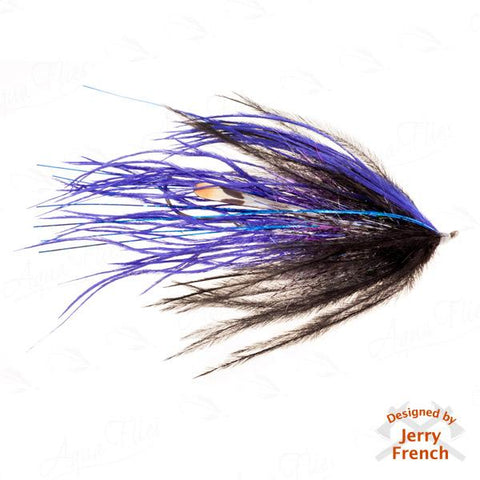 Jerry's Single Station Intruder-Black/Purple