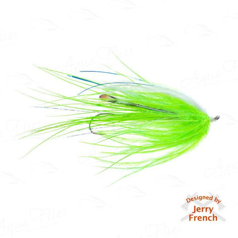 Jerry's Single Station Intruder-Chartreuse/White