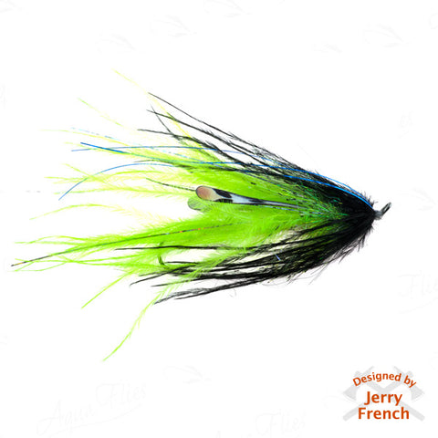 Jerry's Single Station Intruder-Black/Chartreuse