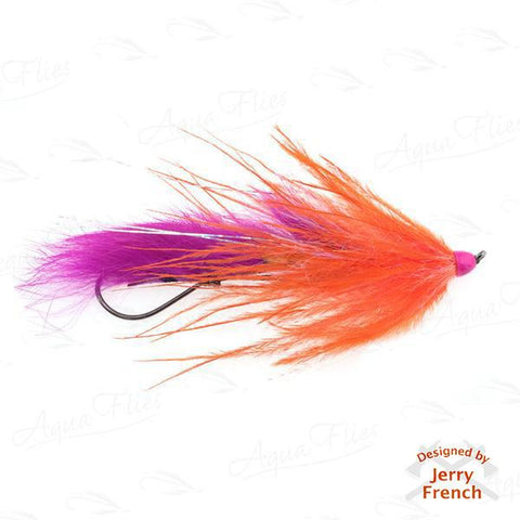 Jerry's Dirty Hoh-Steelhead, Pink/Orange