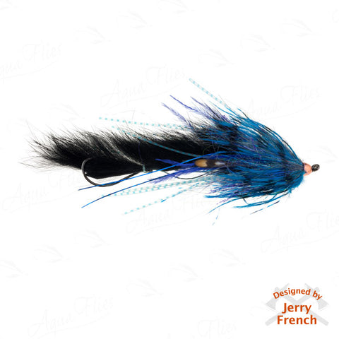 Jerry's Dirty Hoh-Mini, Black/Blue