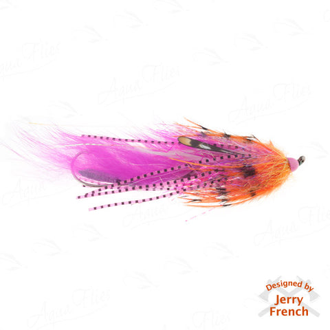 Jerry's Dirty Hoh-Mini, Pink/Orange