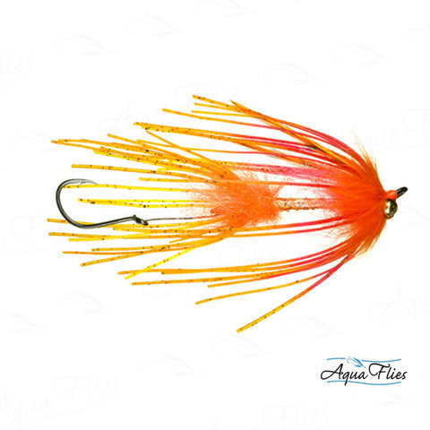 Sill-Leg Intruder-Red/Orange