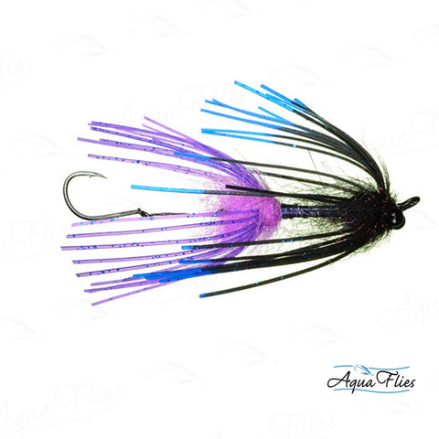 Sill-Leg Intruder-Black/Purple