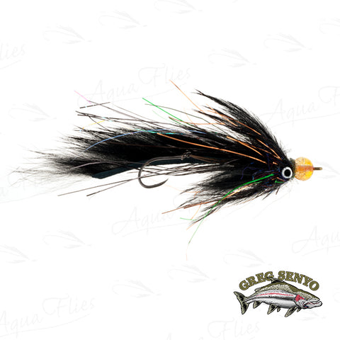 Senyo's Egg Raider-Black/Orange