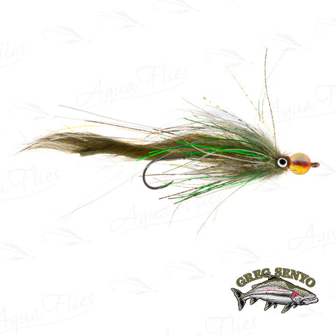 Senyo's Egg Raider-Olive/Orange