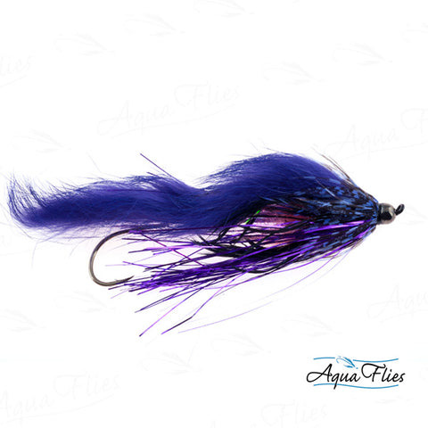 Hartwick's Cyclops Leech-Black/Purple