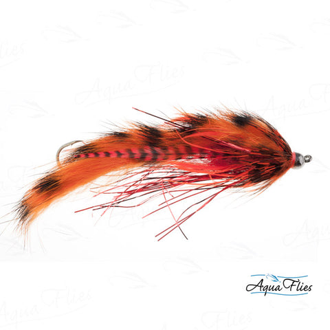 Hartwick's Cyclops Leech-Orange/Red