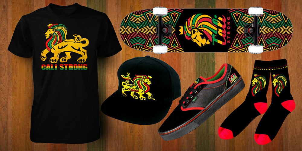 CALI Strong Reggae Gear