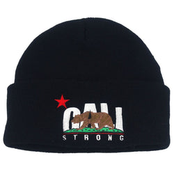 CALI Strong Original Beanie - Headwear - CALI Strong