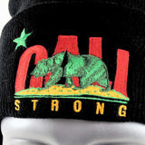 CALI Strong Original Rasta Beanie - Headwear - CALI Strong