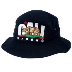 CALI Strong Original Bucket Hat - Bucket Hat - CALI Strong