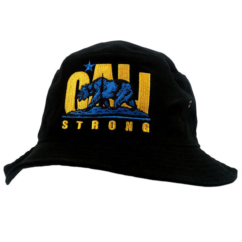 CALI Strong Original Bruin Bucket Hat - Bucket Hat - CALI Strong