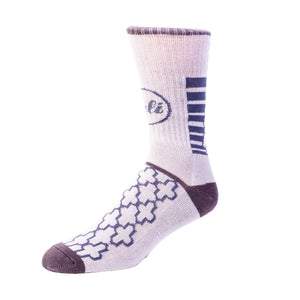 CALI Classic White Socks - Socks - CALI Strong