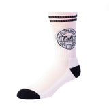 CSC White Socks - Socks - CALI Strong