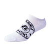 CSC White Ankle Socks - Socks - CALI Strong