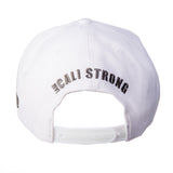 Original Flat Bill Morale Patch White Black - Headwear - CALI Strong