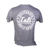 CSC Classic Performance T-shirt Heather Grey Glow - T-Shirt - CALI Strong