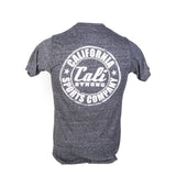 CSC Classic Performance T-shirt Heather Black Glow - T-Shirt - CALI Strong