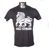 CALI Strong Royal Rasta T-Shirt Glow - T-Shirt - CALI Strong