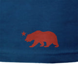 CSC Classic T-shirt Blue Red - T-Shirt - CALI Strong