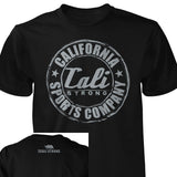 CSC Classic Prime T-shirt Black Grey - T-Shirt - CALI Strong