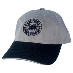 CSC Dad Hat Black Grey