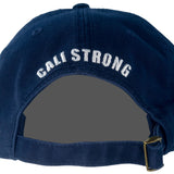 CSC Dad Hat Navy White - Dad Hats - CALI Strong