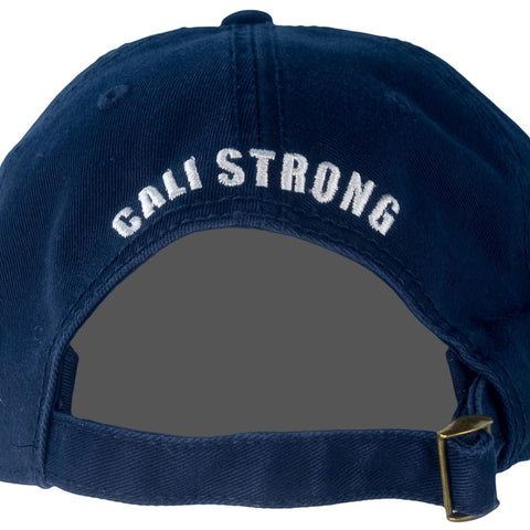 8d4628b2d9058 ... CSC Dad Hat Navy White - Dad Hats - CALI Strong