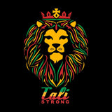 King Rasta T-Shirt - T-Shirt - CALI Strong