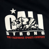 CALI Strong Performance T-Shirt with X-Odor Black - T-Shirt - CALI Strong