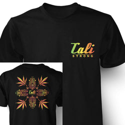 CALI Dream Rasta T-shirt - T-Shirt - CALI Strong