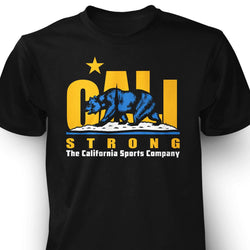 CALI Strong Original Bruin T-Shirt - T-Shirt - CALI Strong